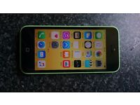 Iphone 5C 16GB Green Sim lock (EE,ORANGE,T-Mobile)