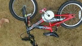 Power rangers bike