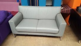 Walter Knoll Leather 2 Seater Sofa