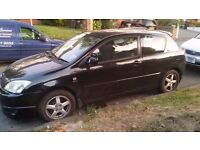 Toyota Corolla T3 - Spares and repairs ...'new engine blown on motorway'