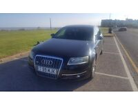 AUDI A6-3.0l DIESEL**QUATTRO 4x4**AUTOMATIC-Sline**FACELIFT 2005**MAY PX**FULL MOT-HPIclear-TOP SPEC