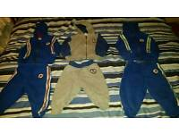 3 Converse tracksuits size 12 months