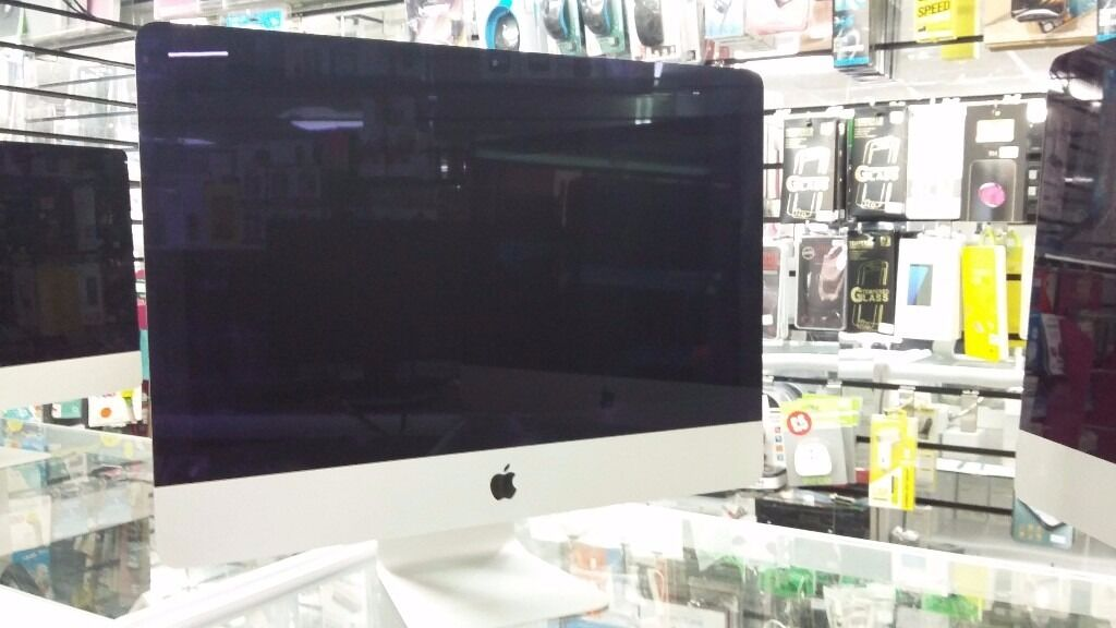 """iMac Slim LineCore i5 2.5 GHz,21.51 TB HDD, Mac OS SIERRA With 3 6 months Warrantyin Walthamstow, LondonGumtree - Hello Friends, We have Apple iMac Slim line 21.5"""" for sale. The iMac is in good condition and comes with all accessories. iMac slim line Description Apple iMac 21.5"""" Model Late 2013 Processor Intel Core i5 (2.7 GHz) Space 1 TB HDD Ram 8 GB Ram..."""