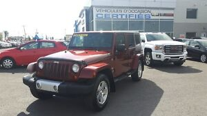 Jeep Wrangler unlimited sahara 4 portes air clim 2008