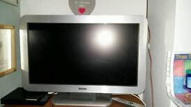 Sanyo tv 32 inch with hard drive