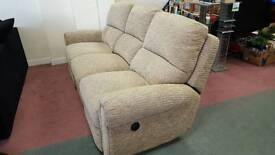 3 seater electic recliner