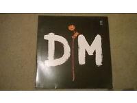 "Depeche Mode Enjoy The Silence (The Quad: Final Mix) 12"" vinyl record"