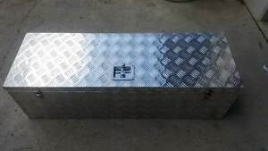 NEW ALUMINIUM  TOOL BOX 1200MM X 400MM X 360MM Buderim Maroochydore Area Preview