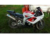 R6 5eb track bike