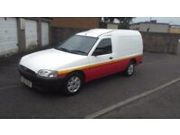 SWAP FOR WHY READ AD CRACKING WEE VAN LOW MILEAGE LONG MOT