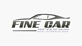Car Detailing & Valeting Service