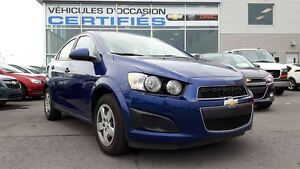 2014 Chevrolet Sonic LS BLUETOOTH SEULEMENT 21923KM