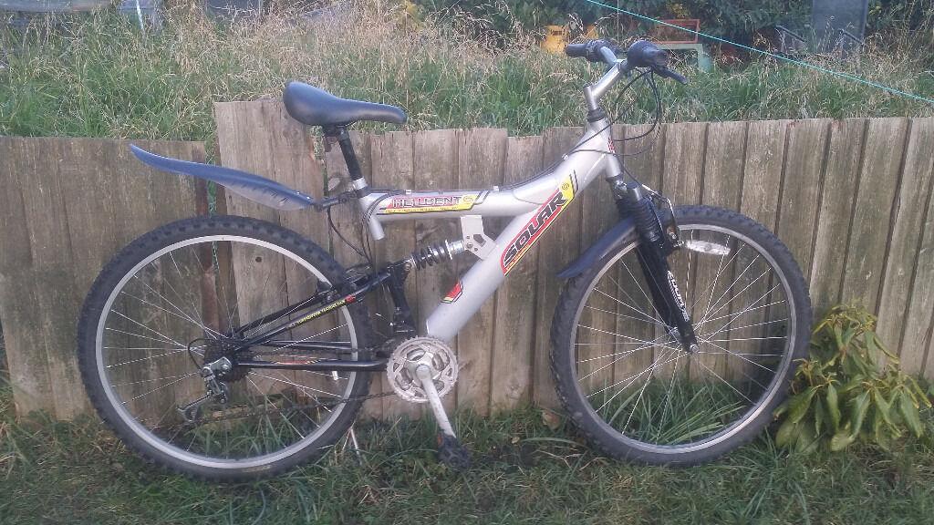 "Montain bike-26"" wheels"