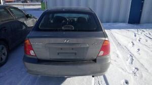 FINANCEMENT 100% APPROUVÉ Hyundai Accent GS 2003 DÉPOT 300$