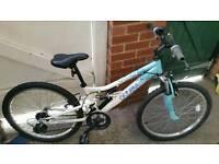 """Pedal bike 24"""" wheels"""