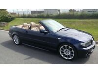 BMW 318ci sport convertible *** Price Reduced *** MOT until 18th may 2018 90k miles