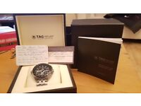TAG HEUER MERCEDES SLR SPECIAL EDITION