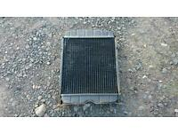 Fordson major tractor radiator newly refurbished