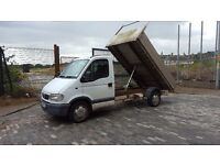 Vauxhall MOVANO 2.2 Diesel Tipper