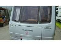 Coachman Pastache 4 berth with awning