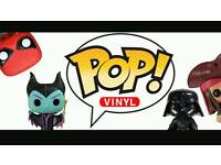 WANTED FUNKO POPS