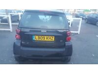 Smaart Fortwo 0.8 CDI Coupe 2009 2dr