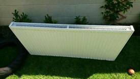 Double radiator double convector 1200mm x 600mm