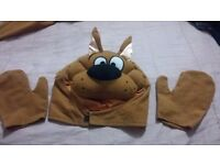Kids Scooby Doo costume size M