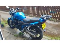 Mint Suzuki Bandit GSF650 Lots of upgrades