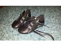 Boys adidas football boots