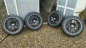 "18"" motorsport alloys"