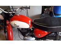 BSA Bantom exelent condition ride away multi coloured with bantom decals