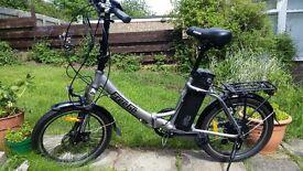FreeGo electric bike