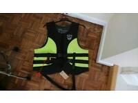 New life jacket for kayak boat sailing paddleboard surf surfing xl xxl
