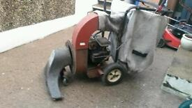 mtd leaf collector (briggs and stratton 5hp engine)