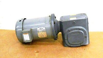 Boston Lutf-b Brake Motor F732-20-b9-g Right Angle Worm Gear Reducer