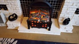 Dimplex Amesbury Basket Inset Electric Fire