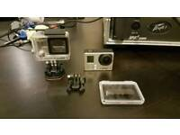 Gopro Hero 3+ Silver & Accessories
