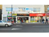 Huge Shop on Prime Location main Lee High road lewisham SE13