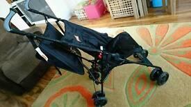 Baby way travel stroller buggy pushchair