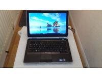Dell Latitude Laptop E6320 I5-2540 2nd Generation Quad Core Processor 2.60 New Battery