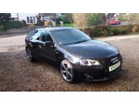 Audi A3 S-Line- Black edition, Sport Back