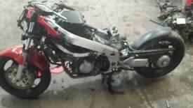 Honda VFR750 F COMPLETE ENGINE R reg