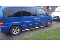 Mercedes vito traveline 2.2cdi 8 seater