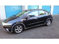 honda civic es i vtec 1.8 petrol 2005 55 plate new shape