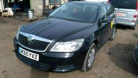 Skoda Octavia 1.6TDI 2010 spares or repair.