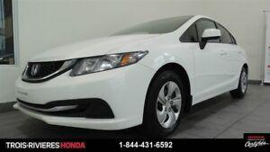 2013 Honda Civic LX bluetooth