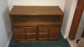 Nathan Solid Teak side board