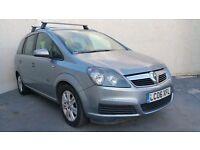 2006| Vauxhall Zafira | 1.8i | 110,000 | 2 Former Keepers | Petrol Manual | 7 Seater