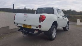 Mitsubishi L200 Pickup 2006 MOT to Nov 2017